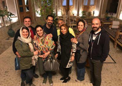 Iranian guests